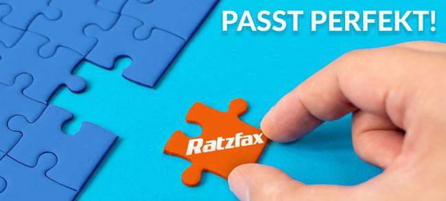 - Ratzfax - Ihr Anbieter für schnell verkäufliches Zusatzsortiment.