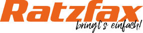 ratzfax logo de claim 2 - Impulsartikel